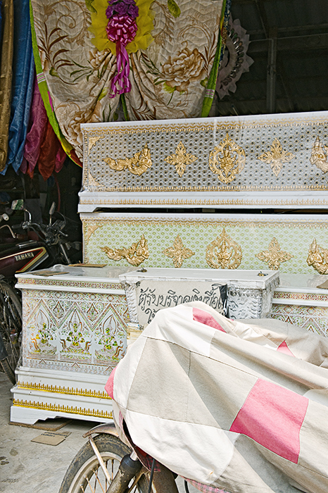South East Asia, Thailand, coffins
