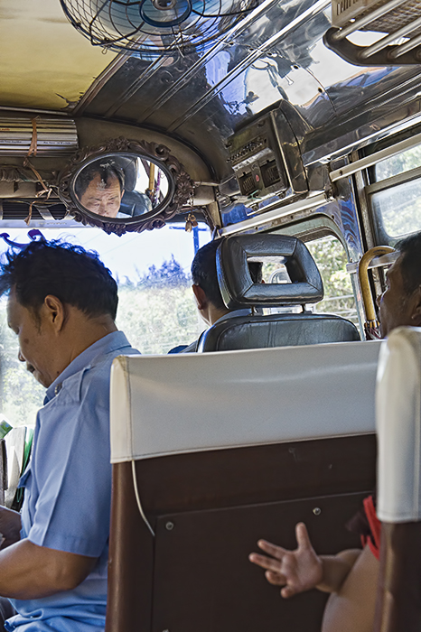 South East Asia, Thailand, travel, bus